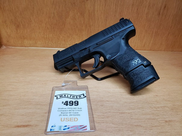 Walther Pps M2 Replacement Parts